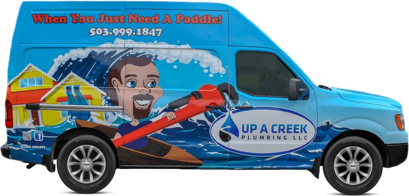 Up A Creek Van