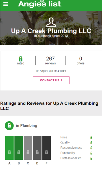 Angieslist Reviews